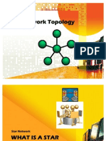 Star Network Topology