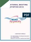 2010 Recreational Boating Statistics