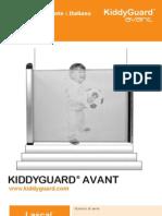 KGA Owner Manual ITALIAN