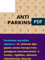 03 Neuropsychiatric System Farmakol Anti Parkinson Yanti