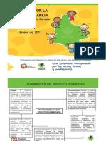 Icbf Proyecto Pedagogico Educativo rio