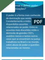 1 Bim.2010-Poder Nas Organizacoes
