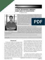 Gestión de los documentos digitales Serra Serra Jordi