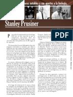 Stanley Prusiner (Investigadores notables y sus aportes a la biología.)