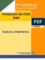 01  SMK Bahasa Indonesia 2006-2007
