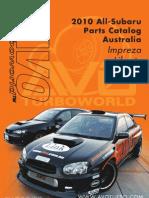 2010 Au Catalog