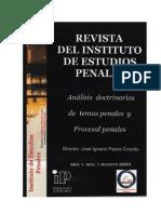 19906436 Revista Digital Anual Del Instituto de Estudios Penales