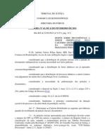 portaria 42 - comarca rondonopolis