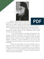Patrologie-Viaţa şi activitatea Patriarhului Nicodim Munteanu