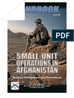 CALL Small Units Afghanistan