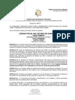 CÓDIGO FISCAL DEL ESTADO DE CHIHUAHUA