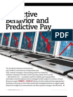 Predictive Pay Predictive Behavior FINAL