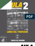 Aula Internacional 2 Libro Del Profesor