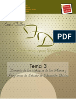 Antologia Tema 3