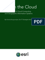 GIS in the Cloud