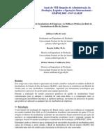 processos de gestão de incubadoras de empresas- as melhores práticas da rede de incubadoras do rio de janeiro