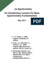 Spektrometri Massa Tutorial