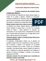 Resumen de Noticias Matutino 17-06-2011