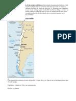 El Tratado de Paz y Amistad de 20 de Octubre de 1904 Pone Fin Al Estado de Guerra Entre Bolivia y Chile