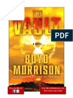 THE VAULT by Boyd Morrison—read an extended excerpt!