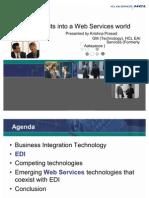 Ed Iweb Service Presentation