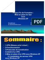 Projet Fin Formation