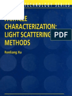 Particle Characterization Light ScatteringMethods_muyac