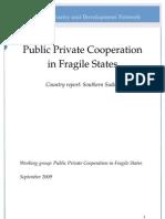 PPC Report Southern Sudan 2009