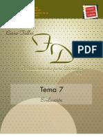 Antologia Tema 7