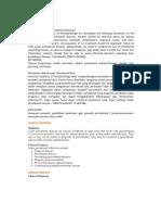 Parameter on Acute Periodontal Diseases