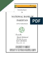 National Bank of PAkistan Main Branch Distt. Bhakkar