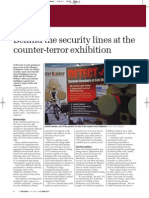 Big Issue Magazine - Inside the Counter Terror Expo
