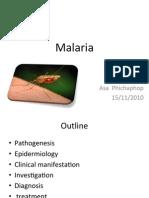Malaria 2010