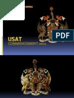Usat Commencement 2011