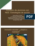 Inclusion de Alumnos Con n[1].e.e Estrategias de Accion