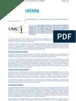 Dossier de Prensa. Medicos y Medicamentos 16/6/11
