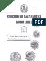 Consumer Awareness Guidelines