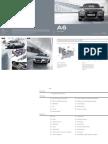 Audi A6 2.8L 2011 (C7) 7th Generation Brochure