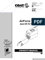 AirForce 700i Owner's Manual