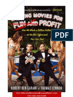 WRITING MOVIES FOR FUN AND PROFIT by Thomas Lennon and Robert Ben Garant—start reading now!