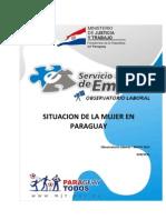 La mujer en Paraguay - Mayo 2011