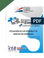 Los Jovenes y el Empleo en Paraguay - Mayo 2011