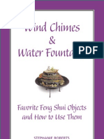 Wind Chimes and Water Fountains - Stephanie Roberts