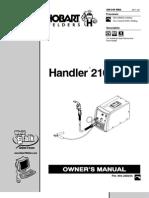 Handler 210MVP