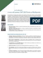 CAP 320_Specification Sheet