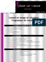 Formation Conseil en Image Bordeaux