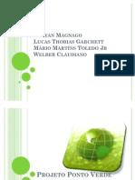 Projeto Ponto Verde