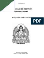 Bokar Rinpocze - Czenrezig  KOMENTARZ DO MEDYTACJI AWALOKITEŚWARY