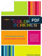Creative Color Schemes eBook Preview