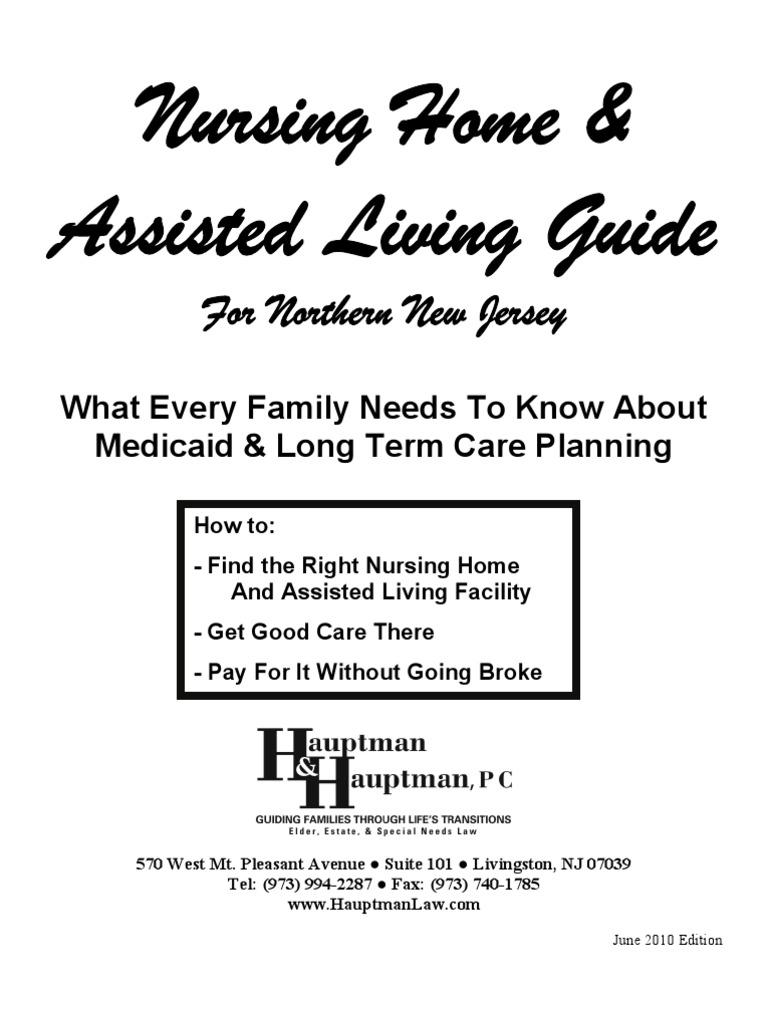 Nursing Home & Assisted Living Guide | Long Term Care | Nursing ...